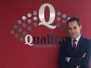 Mario Díez - Abogado y Socio director de QUALITAX Abogados & Consultores